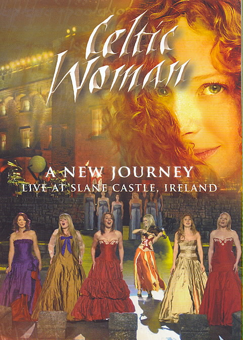 NEW JOURNEY BY CELTIC WOMAN (DVD)