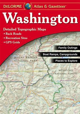 Washington By Delorme (EDT)